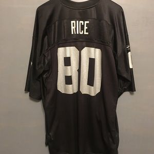 NFL Rice Jersey